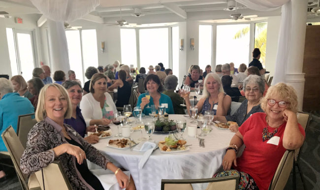 member luncheon